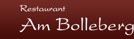 Restaurant Am Bolleberg